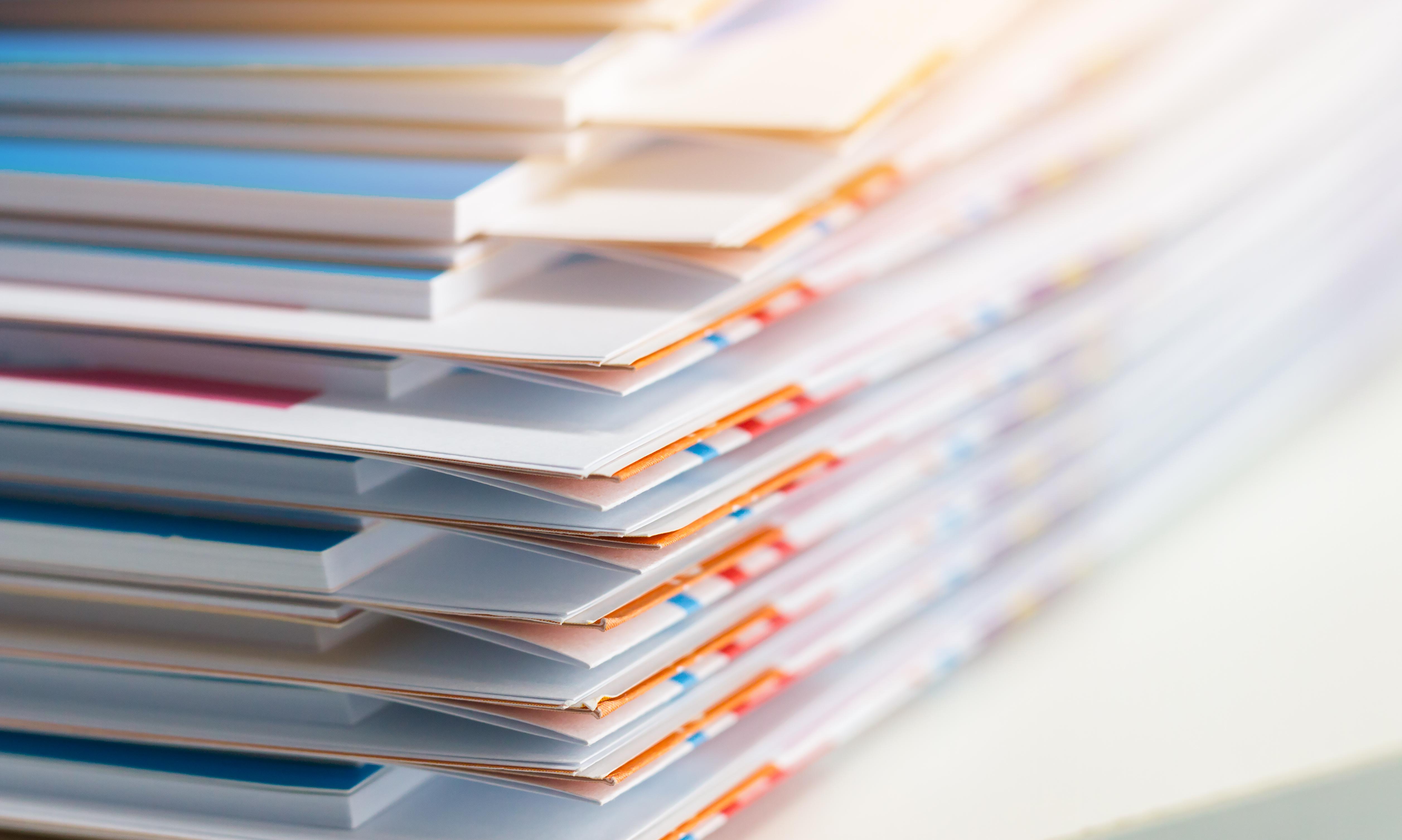 税務調査・帳簿の保管期間